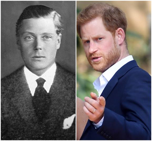 Edvard VIII i Princ Hari