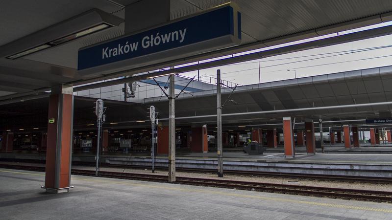 Dworzec Główny w Krakowie
