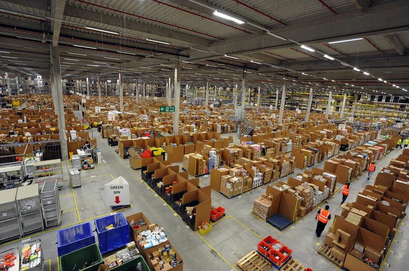 Zakłady Amazon