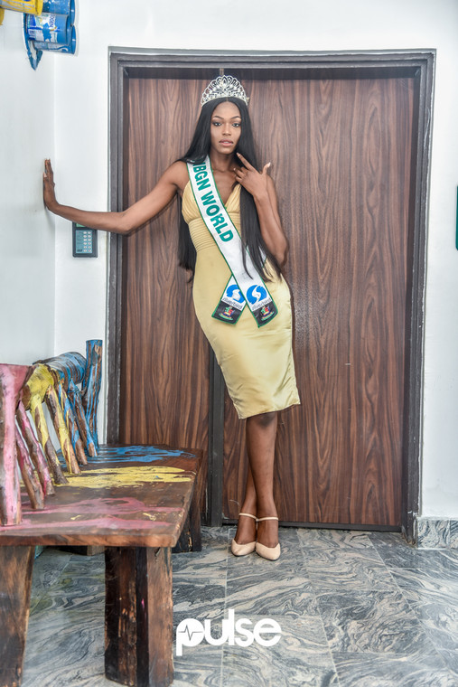 Nyekachi faced many challenges on her journey on becoming the queen [Credit: Pulse NG]