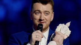 BRIT Awards 2015 rozdane: Sam Smith i Ed Sheeran najlepsi
