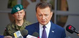 Szef MON: Deklaracja Trumpa ws. wojsk dobra dla bezpieczeństwa Polski i Europy