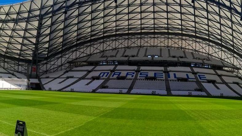 Stadion Olympique Marsylia