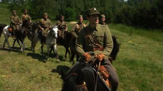 Badacze z Zachodu chcą lepiej poznać czas wojny w Polsce [WIDEO]