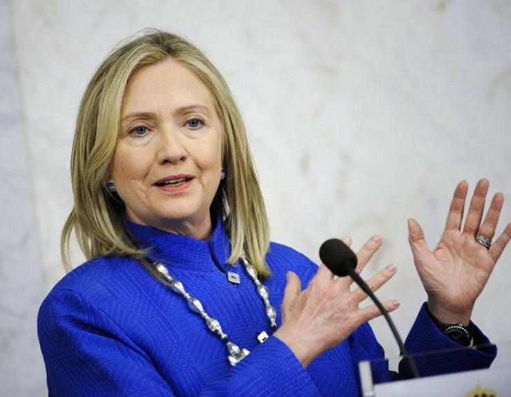 Hilari Klinton FOTO: AP