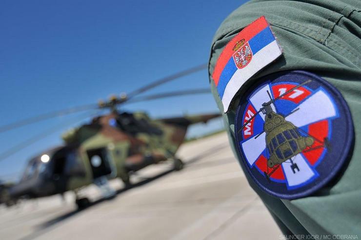 helikopteri vojska srbije