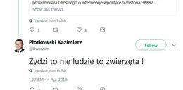 Szokujący wpis polskiego polityka. To koniec jego kariery?