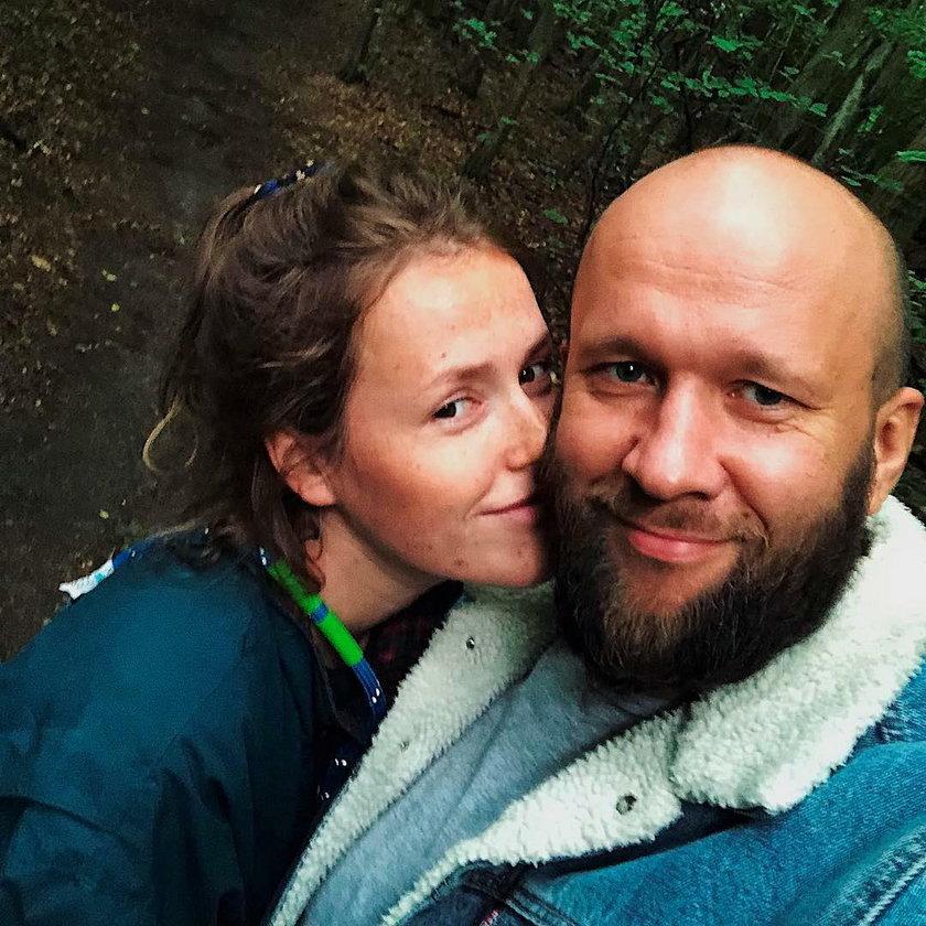 Olga Frycz i Grzegorz Sobieszek