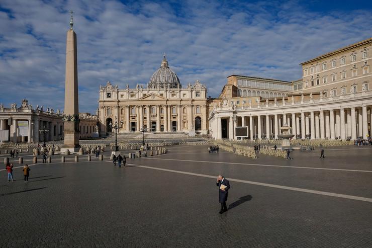 20200305 epa alessandro di meo vatican Di018368111
