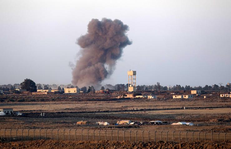 Idlib, EPA -ATEF SAFADI