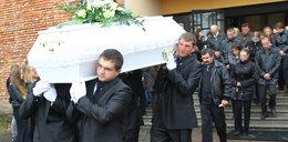 Pochowali Małgosię, którą zabił 16-latek