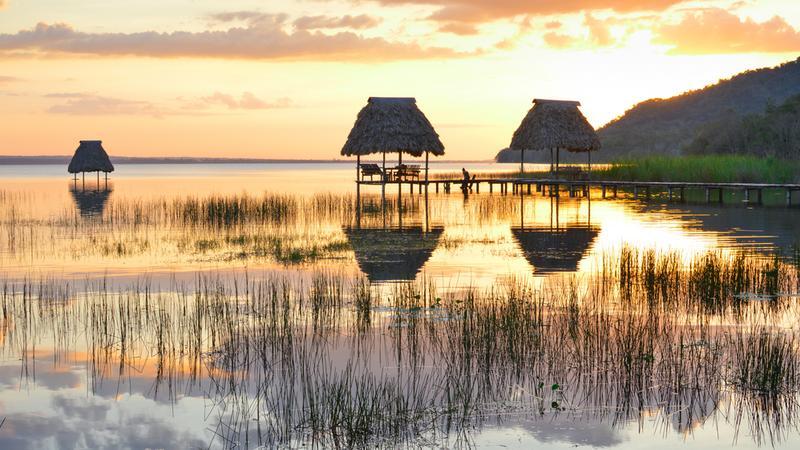 Jezioro Petén Itzá