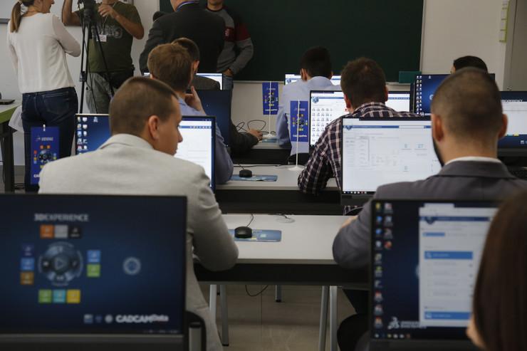 Nova virtuelna laboratorija na Mašinskom fakultetu u Beogradu