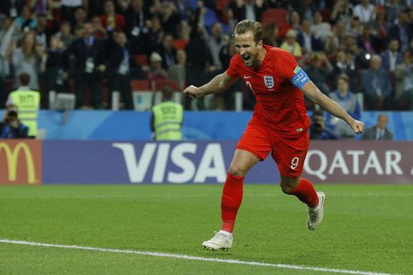Slavlje Harija Kejna, kapitena Engleske
