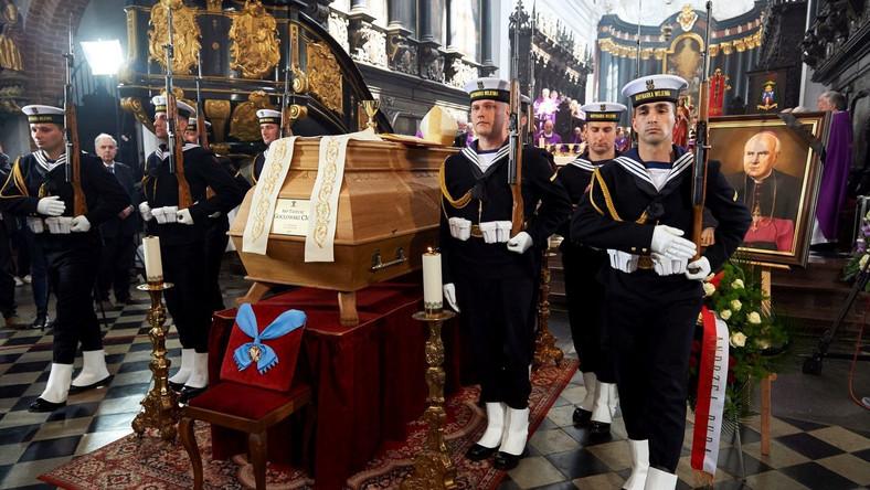 Abp Tadeusz Gocłowski zmarł we wtorek w gdańskim szpitalu. Trafił tam z rozległym udarem mózgu.