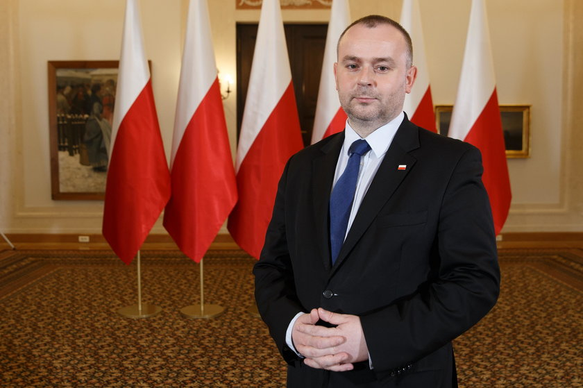 Piotrowicz optymistą po spotkaniu z Muchą