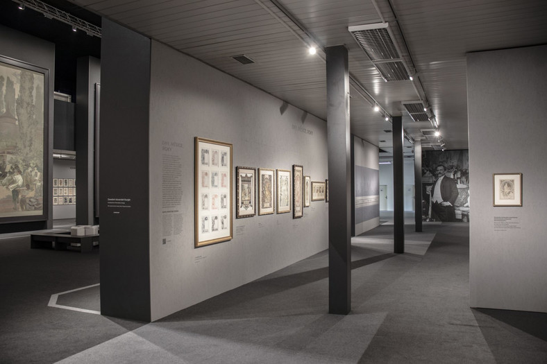 Wystawa prac Alfonsa Muchy w Brnie