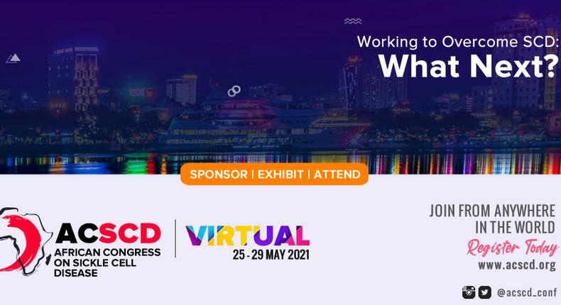 2nd African Congress on Sickle Cell Disease goes fully virtual