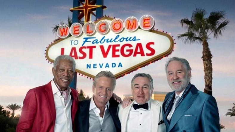 """Imprezujący emeryci z """"Last Vegas"""""""