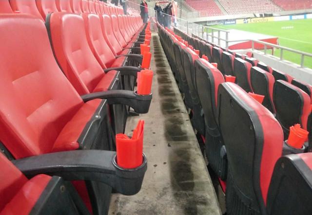 """Koreografija na stadionu """"Jorgos Karaiskakis"""" je - spremna!"""