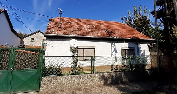 Kuća u kojoj se dogodio zverski napad