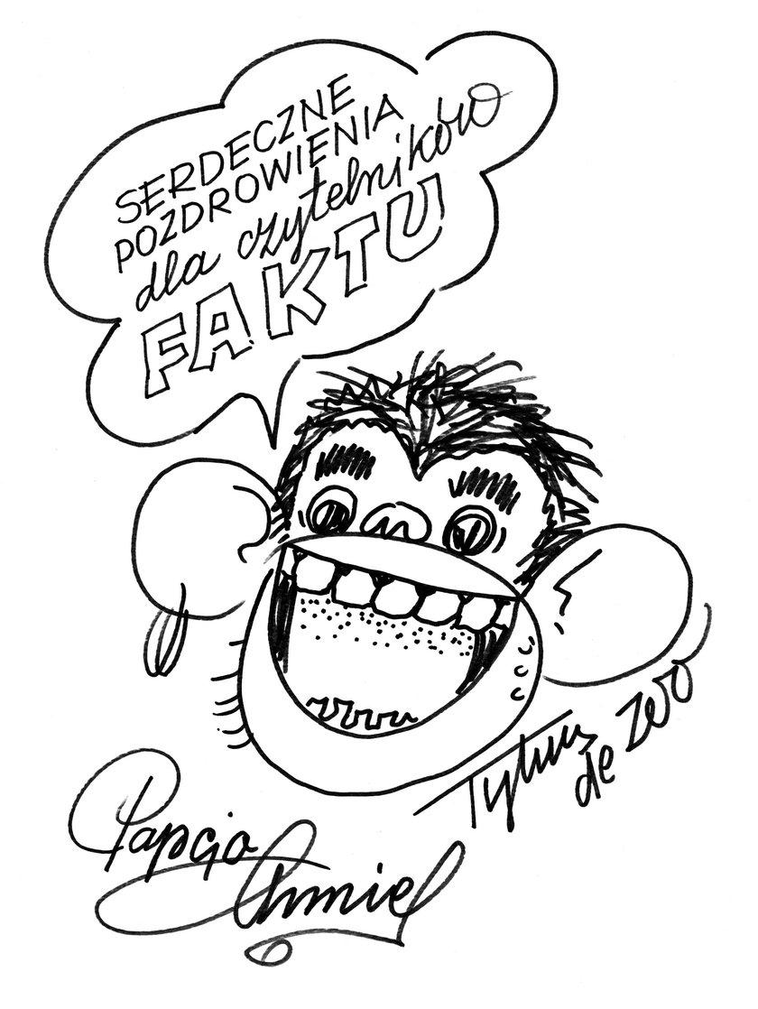 Tytus od pokoleń bawi Polaków