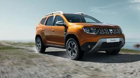 W pięciu punktach: nowa Dacia Duster kontra konkurenci