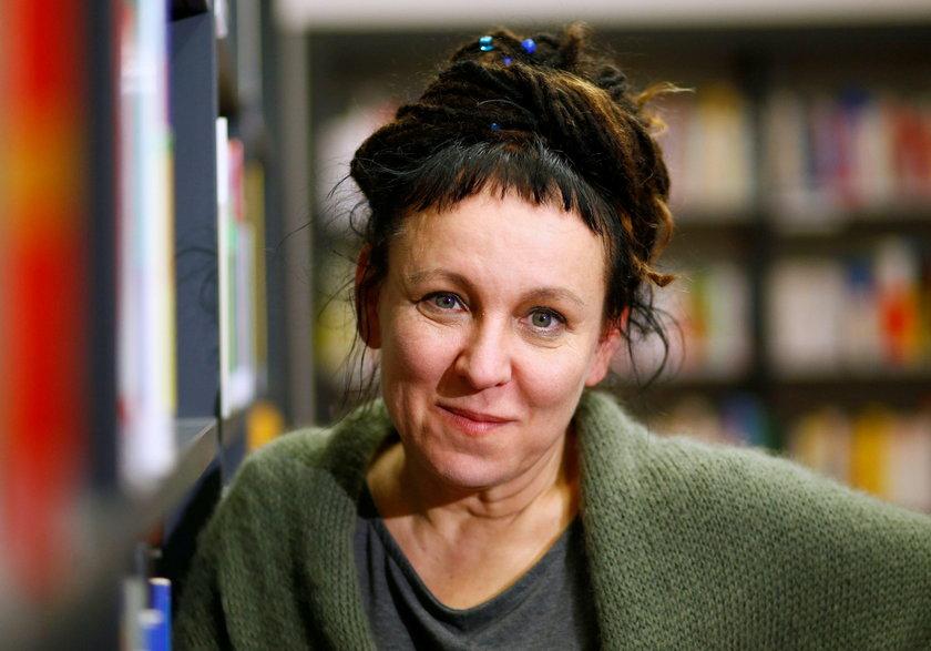 Olga Tokarczuk doceniona na arenie międzynarodowej
