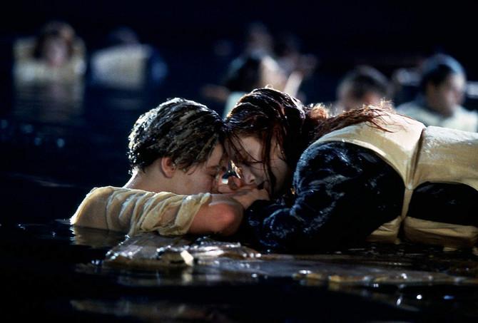"""Kultna scena iz filma """"Titanik"""""""
