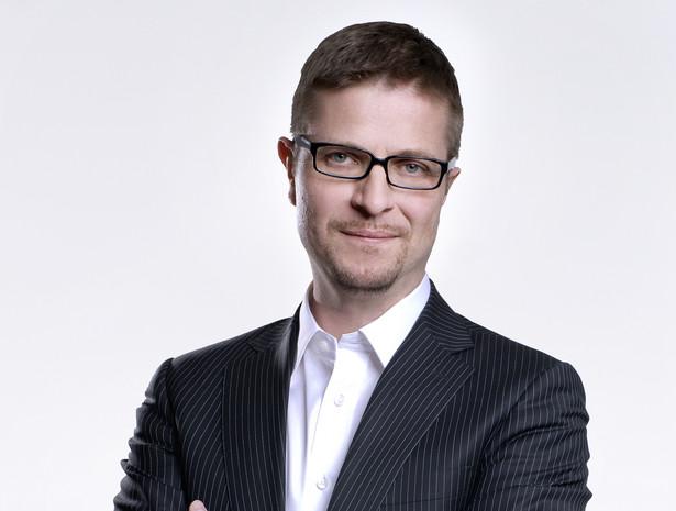Maciej Jędrzejak, Head of Saxo Bank Poland