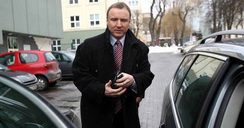 Jacek Kurski chce, by Poczta Polska dostała dostęp do Centralnej Ewidencji Pojazdów