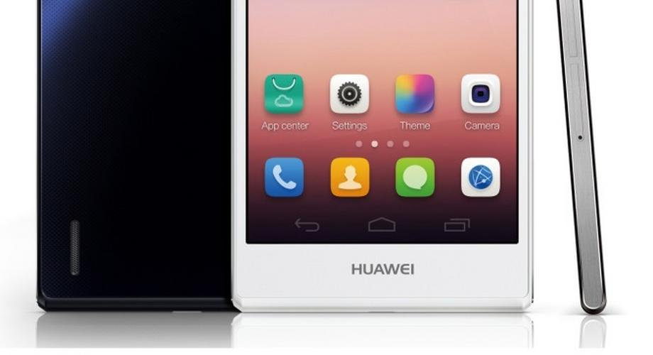 HUAWEI kündigt Ascend-P7-Variante mit Saphirglas an