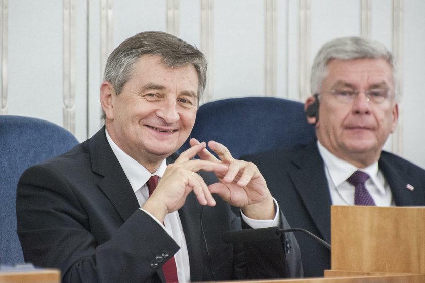 Za lot żony Kuchcińskiego rządowym samolotem można kupić 164 bilety rejsowe