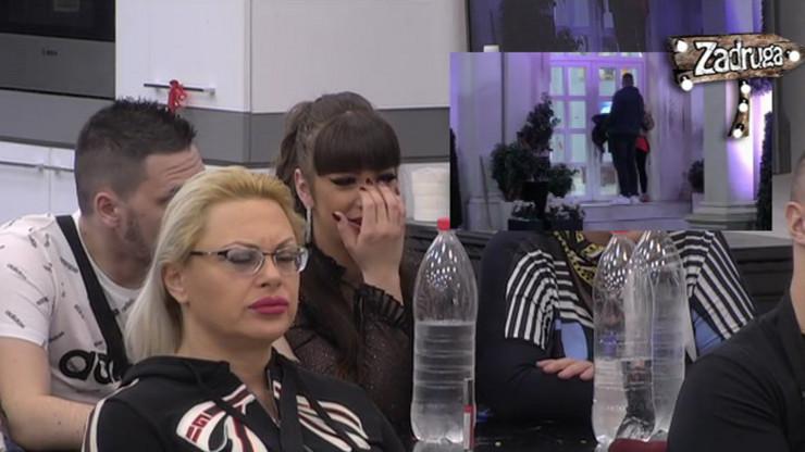 Marija Kulić saznala da je Miljana Kulić trudna