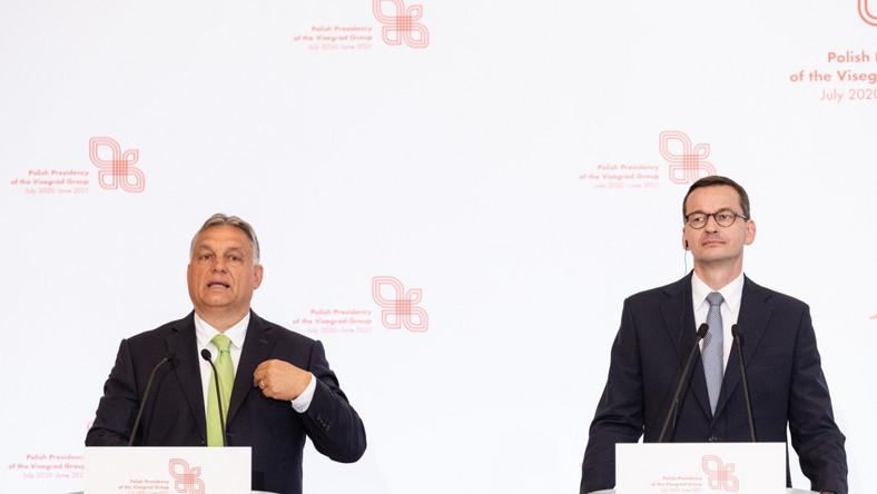 Morawiecki Orban