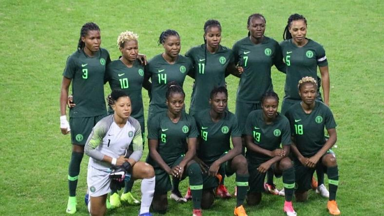 The Super Falcons have recorded their first win of 2019
