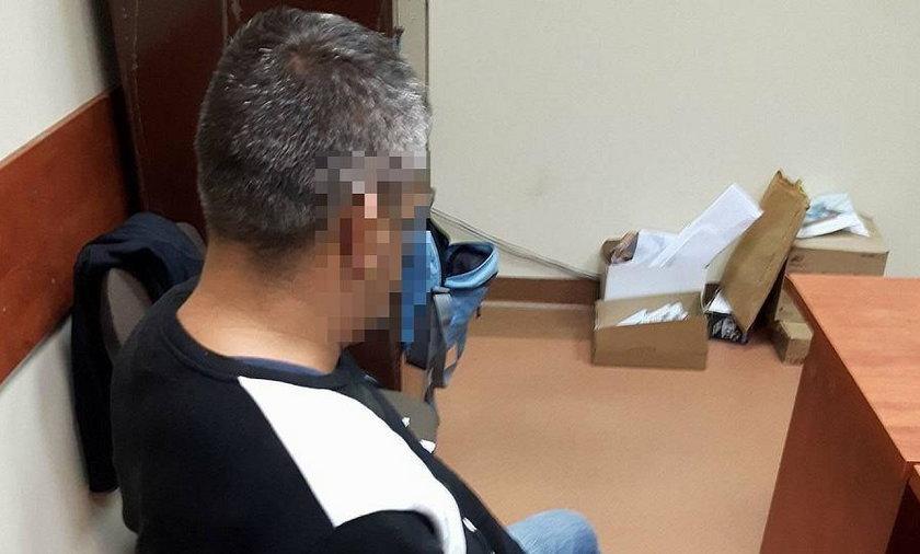 29-letni Bułgar zmuszał 29-latkę do prostytucji