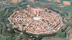 Włoska Palmanova - miasto idealne