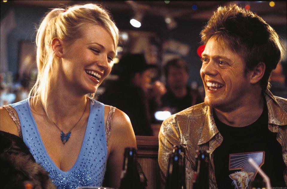 """Kris Marshal w filmie """"To właśnie miłość"""""""