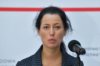 Wiceminister edukacji i nauki Anna Budzanowska złożyła rezygnację