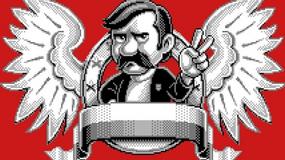 Wałęsa: Człowiek z Pikseli - Wałęsa jak Mario na pierwszym zwiastunie