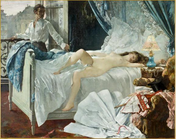 Anri Žerve, Rola, 1878