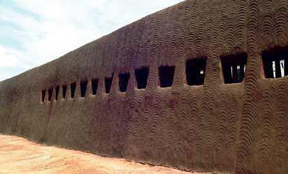 ancient kano city walls kano state