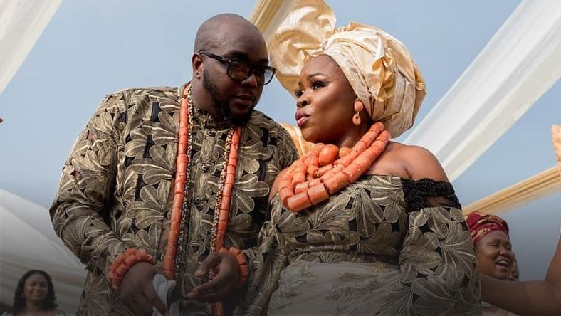 Omawumi says a cheating error from husband won't make her quit her marriage. [Instagram/omawonder]