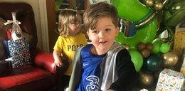 5-letni Sebastian przeszedł trzy udary. Zrozpaczona matka ostrzega rodziców