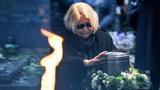 Pogrzeb Andrzeja Wajdy. Spoczął w grobie matki
