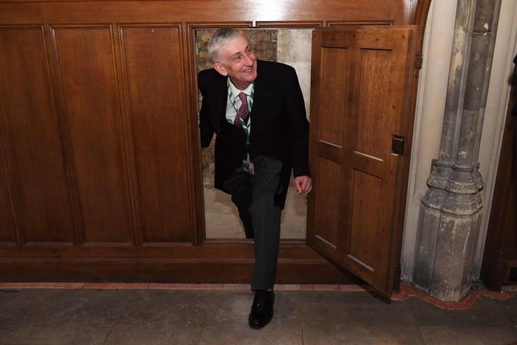 Neočekivano otkriće u britanskom parlamentu