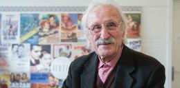"""Franciszek Pieczka kończy 90 lat! """"Nie będę narzekać jak stary piernik"""""""