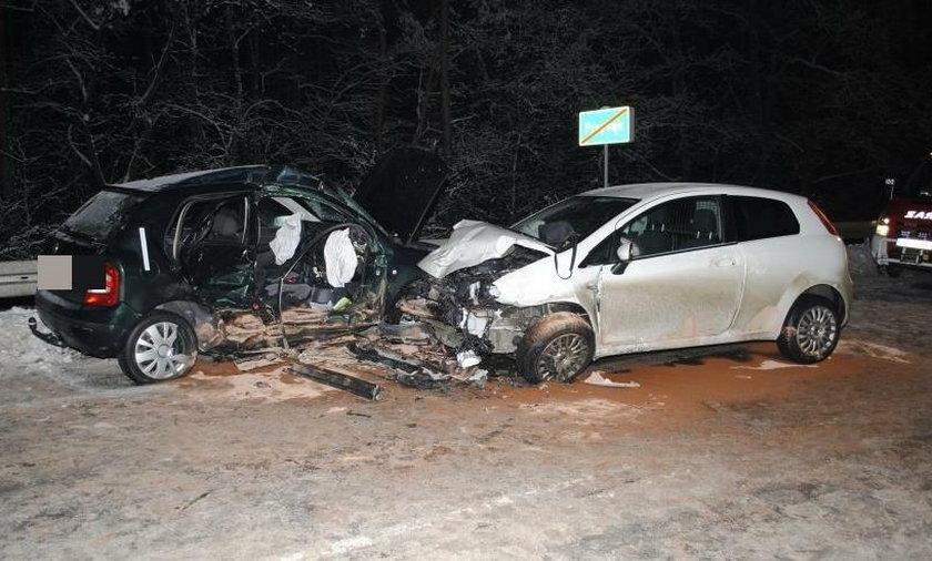 Śmiertelny wypadek w Przyłęku