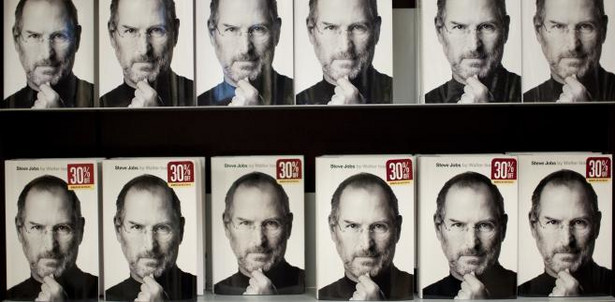 """Steve Jobs"" - biografia pióra Waltera Isaacsona"